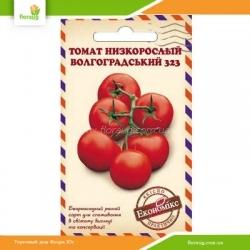 Томат низкорослый Волгоградский 323 0,1г (Семена Украины)